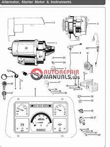 Mahindra Tractor 30 Series Parts Manual