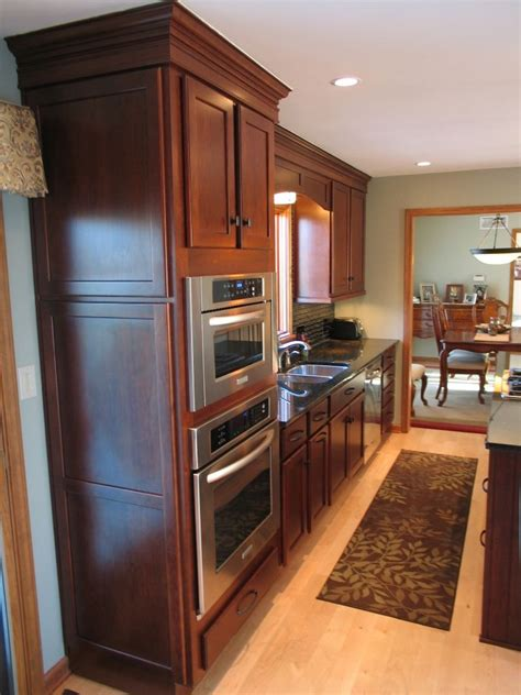 Kitchen Oven Wall by Kitchens With Wall Oven Designs Search Kitchens