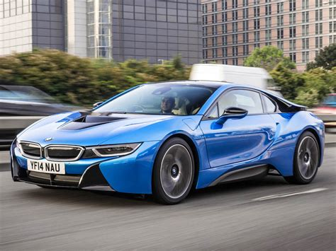 Electric Bmw I8 Named Car Of The Year