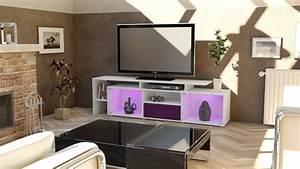 Meuble Tele Moderne : meuble tv design ou moderne votre meuble tv sur cbc ~ Teatrodelosmanantiales.com Idées de Décoration