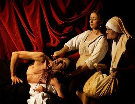 Caravaggio judith painting