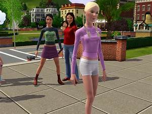 TF2 Sims 3 4 Popular High School Girl by ...