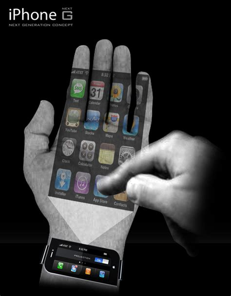 the next iphone iphone next g the next generation iphone concept pics