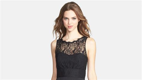 black dress wedding guest can you wear black to a wedding stylecaster