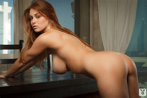 Leanna Decker Strips From Her Purple Lingerie Your