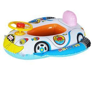 Opblaasbaar Bootje Baby by 2015 High Quality Safe Cartoon Baby Swimming Seat Ring