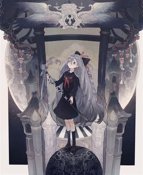 gothic anime ideas  pinterest gothic anime