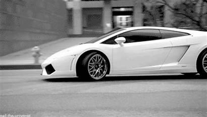 Lamborghini Animated Gallardo Voitures Autos Lamborgini Ferrari