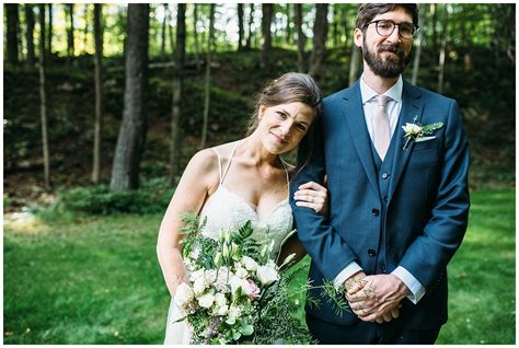 Dorset Vermont Backyard Wedding Images041 Amanda Taft