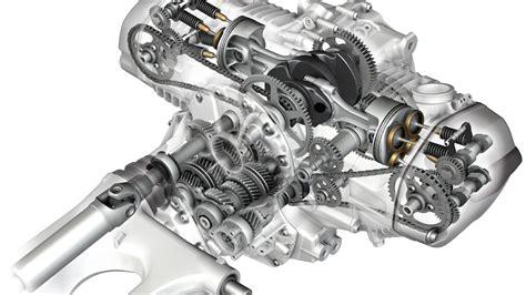 tecnica bmw   gs il motore ai raggi  motorbox