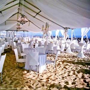 17 best images about beach wedding reception ideas on for Beach wedding reception ideas