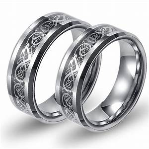 popular dragon wedding ring sets buy cheap dragon wedding With dragon wedding ring sets