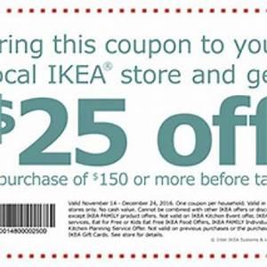 Ikea Coupon Versand : ikea 25 off 150 purchase free 4 seniors ~ Eleganceandgraceweddings.com Haus und Dekorationen