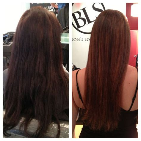 Brown To Hair Before And After Photos brown hair highlights before and after before after