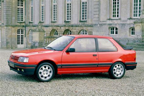 309 best for the home peugeot 309 gti best peugeot sport cars peugeot