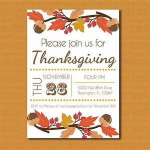 25 best ideas about thanksgiving invitation on pinterest easy thanksgiving crafts happy for Thanksgiving invitation ideas