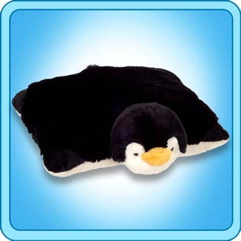 penguin pillow pet my pillow pets penguin large pet 18 quot as seen on tv new ebay