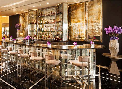 deco lounge bar restaurant deco mirror mirror on the wall bar restaurant lounge design rue magazine interior design