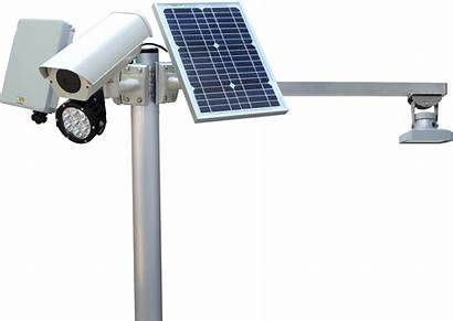 Solar Panel System Warning Early Transparent 4u
