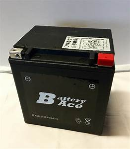 MX30-3 (ETX30L) Battery Ace, Suurtehoakku For Harley ...