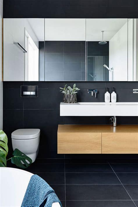 sleek minimal bathroom designs