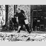 Jackson Pollock | 306 x 240 jpeg 49kB