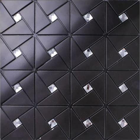 peel and stick kitchen tile black alucobond tile self adhesive aluminum composite