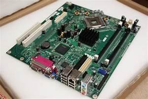Dell Optiplex Gx520 Desktop Rj290 Socket Lga775 Motherboard