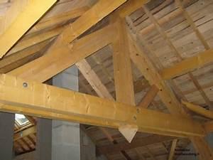 Ferme De Charpente : faire une ferme de charpente madrier de charpente j cherence ~ Melissatoandfro.com Idées de Décoration