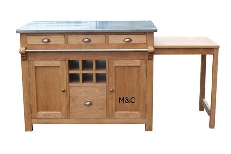 meuble haut cuisine ilot de cuisine cagne