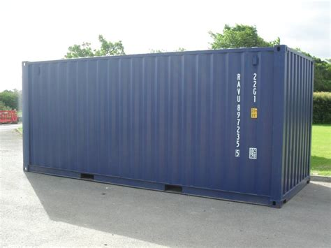 20ft Shipping Container For Sale  Portable Space