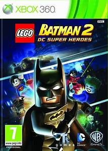 Lego Batman 2 Dc Super Heroes Xbox 360 New U0026 Sealed Pre
