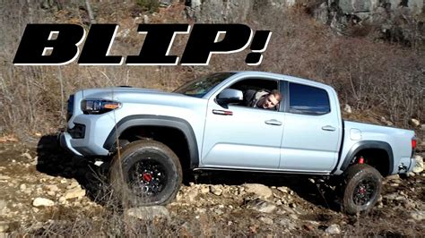 Here's How The 2017 Toyota Tacoma TRD Pro Fares Against A ...