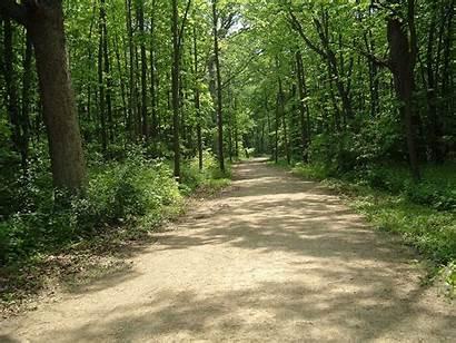 Trail Plaines River Des Illinois Lake County