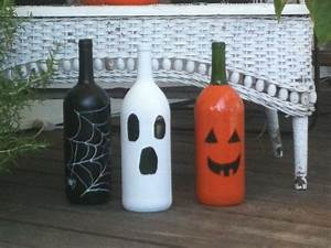 Deco Halloween Diy : diy halloween decorations view from our front porch swing ~ Preciouscoupons.com Idées de Décoration