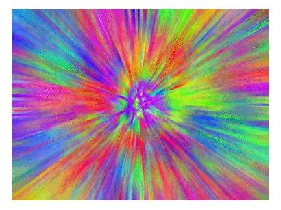Multicoloured Colourful Flashing Rainbow Flashy Flash Colours