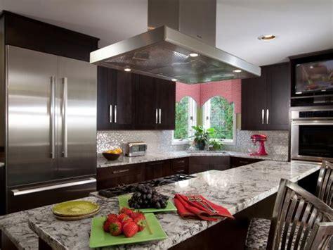 kitchen designs ideas photos kitchen design ideas hgtv