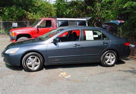 how do i learn about cars 2005 honda civic seat position control 2003 2007 honda accord sedan car audio profile