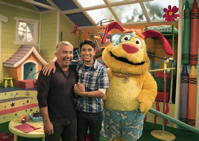 nickalive nickelodeon usa to premiere one hour special 945 | Mutt and Stuff Cesar Millan Calvin Millan and Stuff Nickelodeon Press Nick