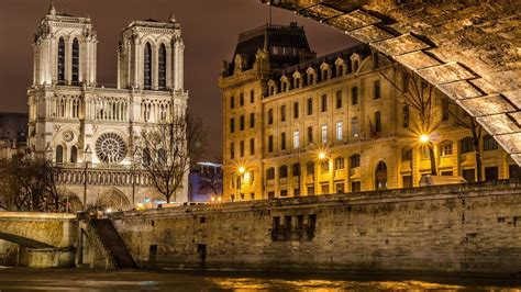 notre dame cathedral wallpaper 183