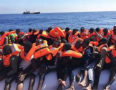 Dinghies with 170 migrants on board missing in Mediterranean…