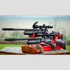 Review Daystate Red Wolf Air Rifle  New Laminate  This
