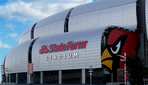 state farm  naming rights  glendale stadium