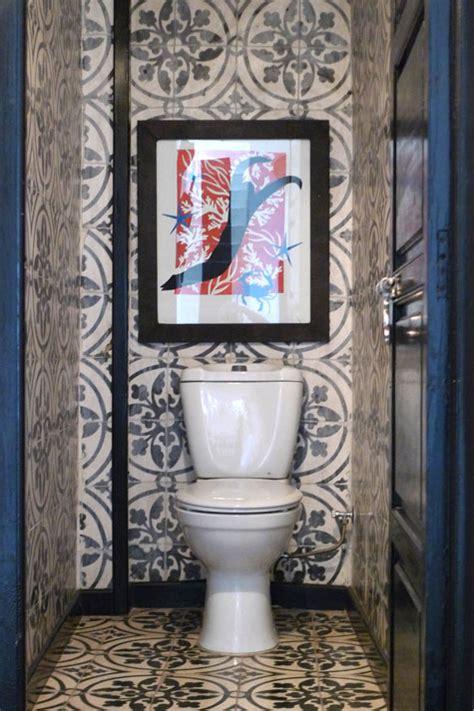 idee deco pour toilette sneak peek best of patterned floors design sponge