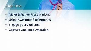 Free Medical Staff Powerpoint Template