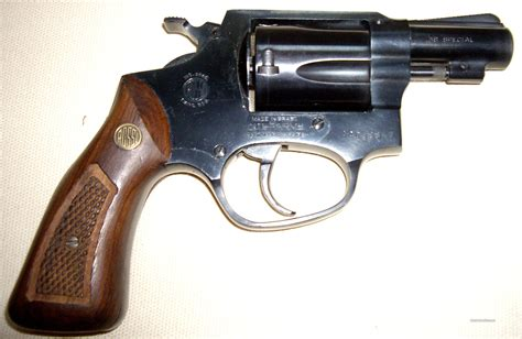.38 Special Rossi Snub-nose For Sale
