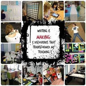 Do your kids hate to write? Invite them to make writing ...