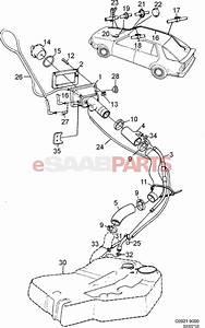 12755295  Saab Clamp
