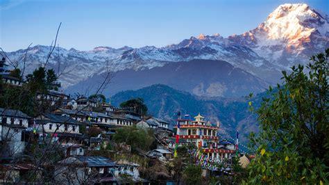 les raisons qui poussent les chinois pour  trek au nepal