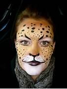 Leopard Makeup   Hallo...